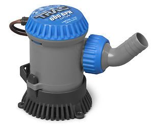 "NEW!!!  800/1100 GPH (3/4"" & 1-1/8"") Bilge Pump"