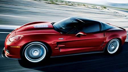 2012 ZR1 Corvette