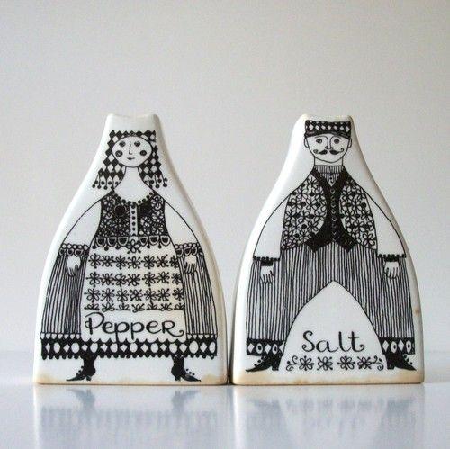 FIGGJO Flint Norway Salt & Pepper