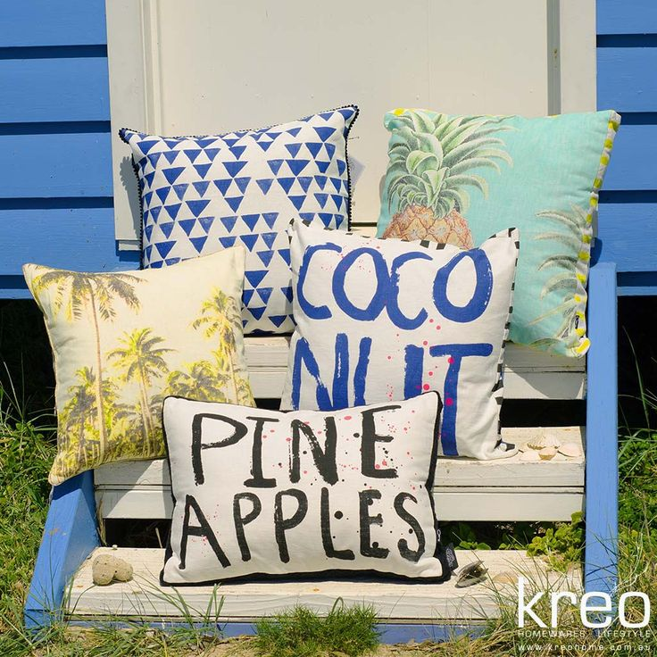 Coconut Cushion Cover by Ourlieu | Kreo Home
