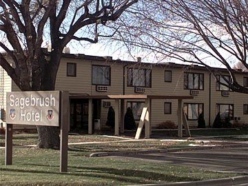 The Sagebrush Hotel -- Mountain Home AFB