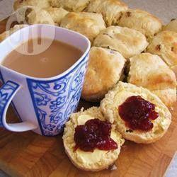 Фото рецепта: Быстрые булочки на кефире