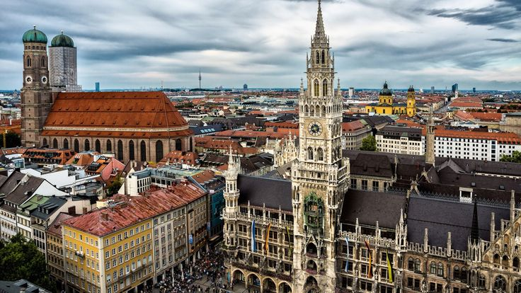 This is one of my favourite cities in #Europe. If I would think about moving #Munich is first choice. And from today's evening untill Friday I will be there. The reason is Research & Results 2016 and if you want to meet me find me on Gapfish stand. Meeting #friends during the stay in Munich is also something worth to add ;) #marketresearch #research #onlinemarketing #onlinebusiness #internet #bigdata #Gemius #germany #marienplatz