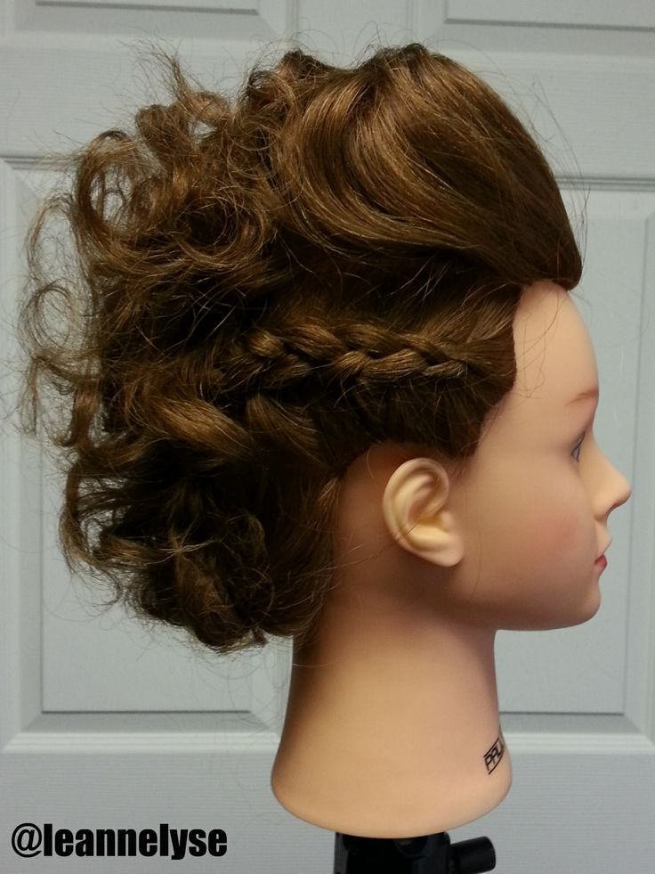 17 Best images about Style on Pinterest | Updo, On the ...