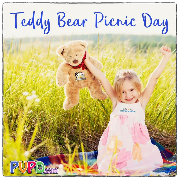 Take your kids and their teddy bears out for a picnic on Teddy Bears' Picnic Day. Flagstaff is a great place for Arizonians during summer time!   Palm Valley Pediatric Dentistry No Cavity Club     www.pvpd.com #pvpd #kid #children #baby  #smile #dentist #pediatricdentist #goodyear #avondale #surprise #phoenix #litchfieldpark #verrado #dentalcare #pch #nocavityclub #Wimbledon #MondayMotivation #SECMD17 #MusicMonday #444TOUR