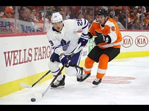 Toronto Maple Leafs - Philadelphia Flyers Geniş Özeti İzle 19.01.2018