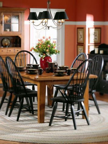 Best Broyhill Attic Heirlooms Images On Pinterest Attic - Broyhill farmhouse dining room table