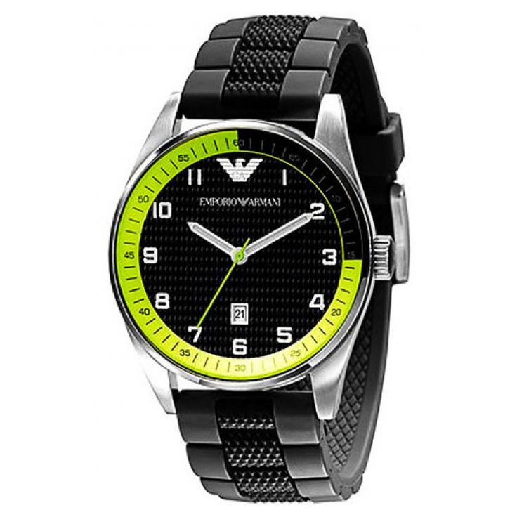 Emporio Armani AR5877 - Fashion Is What You Buy.Yes Or No?? Visit http://www.designerposhwatches.co.uk/Emporio_Armani_AR5877_Silicon_Mens_Watch_Designer_Watch/p425988_4282974.aspx