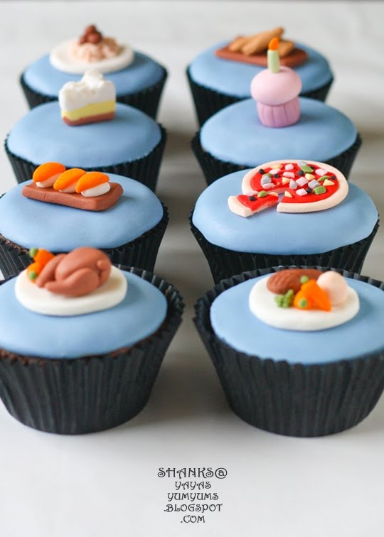 17 Best images about Food: Dessert: Awesome Cupcakes on ...