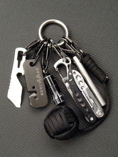 My EDC keychain