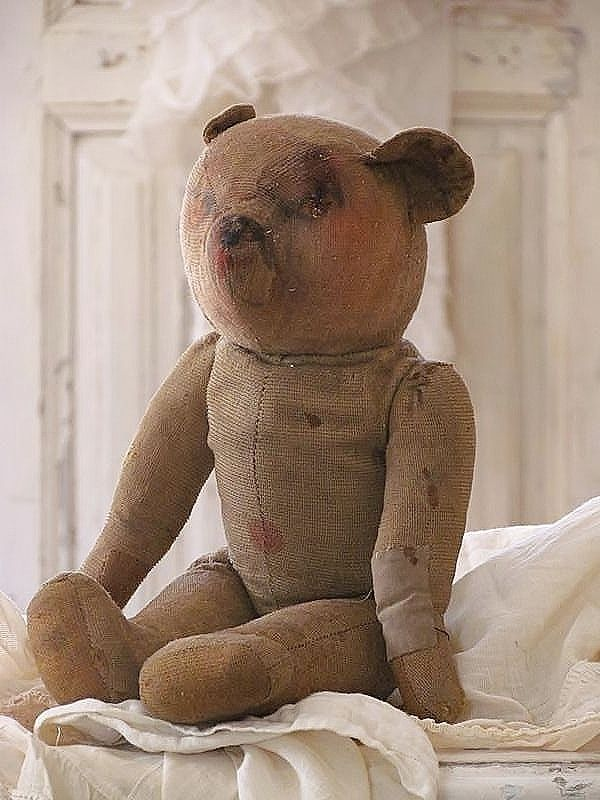 antique bear from France SOLD: