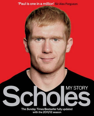 Books: Paul Scholes: Scholes - My Story #gifts #holidays #christmas
