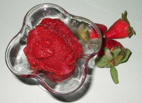 Strawberry Balsamic Sorbet Recipe - Food.com