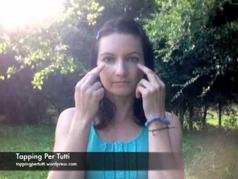 Tapping (EFT) per gratitudine e felicità