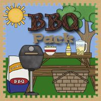 Free BBQ Pack by 3Dinosaurs.com - Over 60 pages of activities for ages 2 to 7. It also can be used for picnics as well.