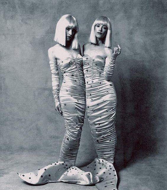 foto de 92 best The Psychic Twins images on Pinterest