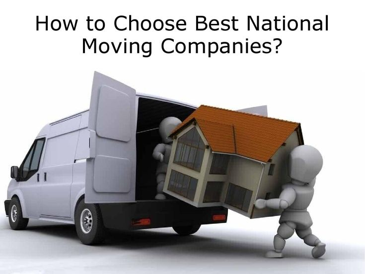 How to choose best national moving companies  Moving to a new location is always hectic. If you hire any movers and packers, then your relocation process will be easy, comfortable and tension free. This PDF says about how to choose best national moving companies for your local, national and international relocation.