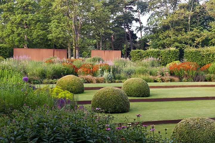 Tom Stuart-Smith: Whitehall garden in Norfolk