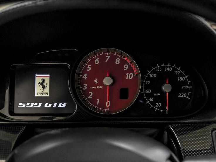 2008 Ferrari 599 GTB Fiorano F1A