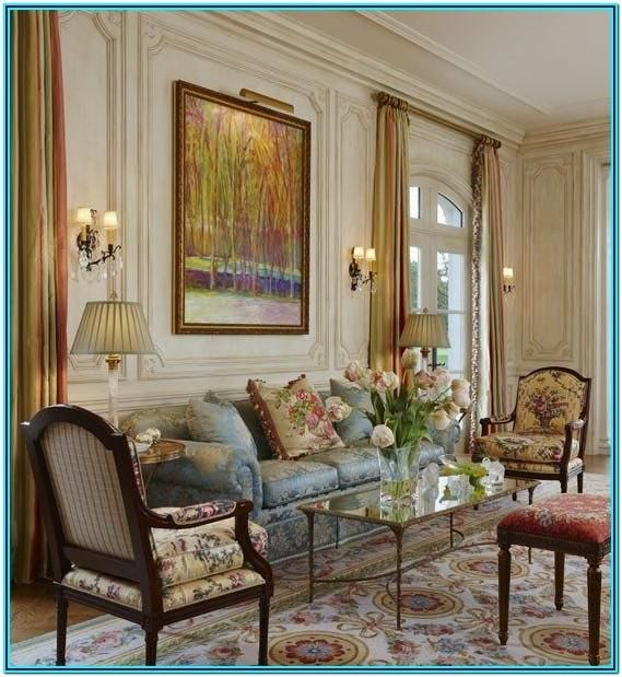 Photos Of Well Decorated Living Rooms French Country Living Room Living Room Decor Country French Country Decorating Living Room