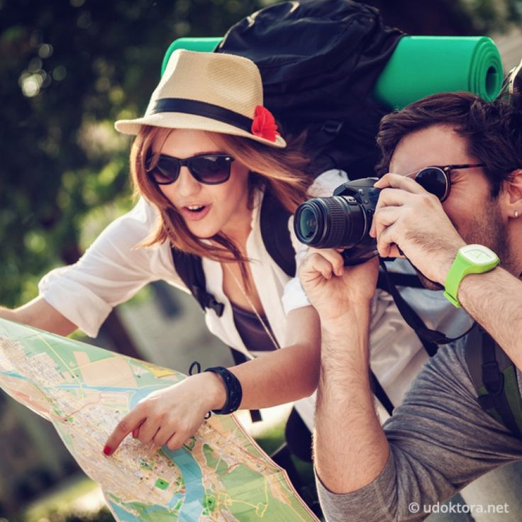 На заметку путешественнику: безопасность прежде всего