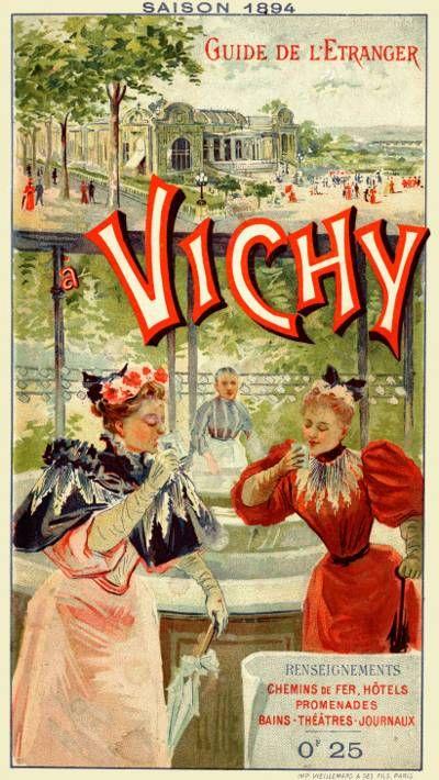 La Belle Époque à Vichy   Vichy Spa Hôtel Les Célestins*****