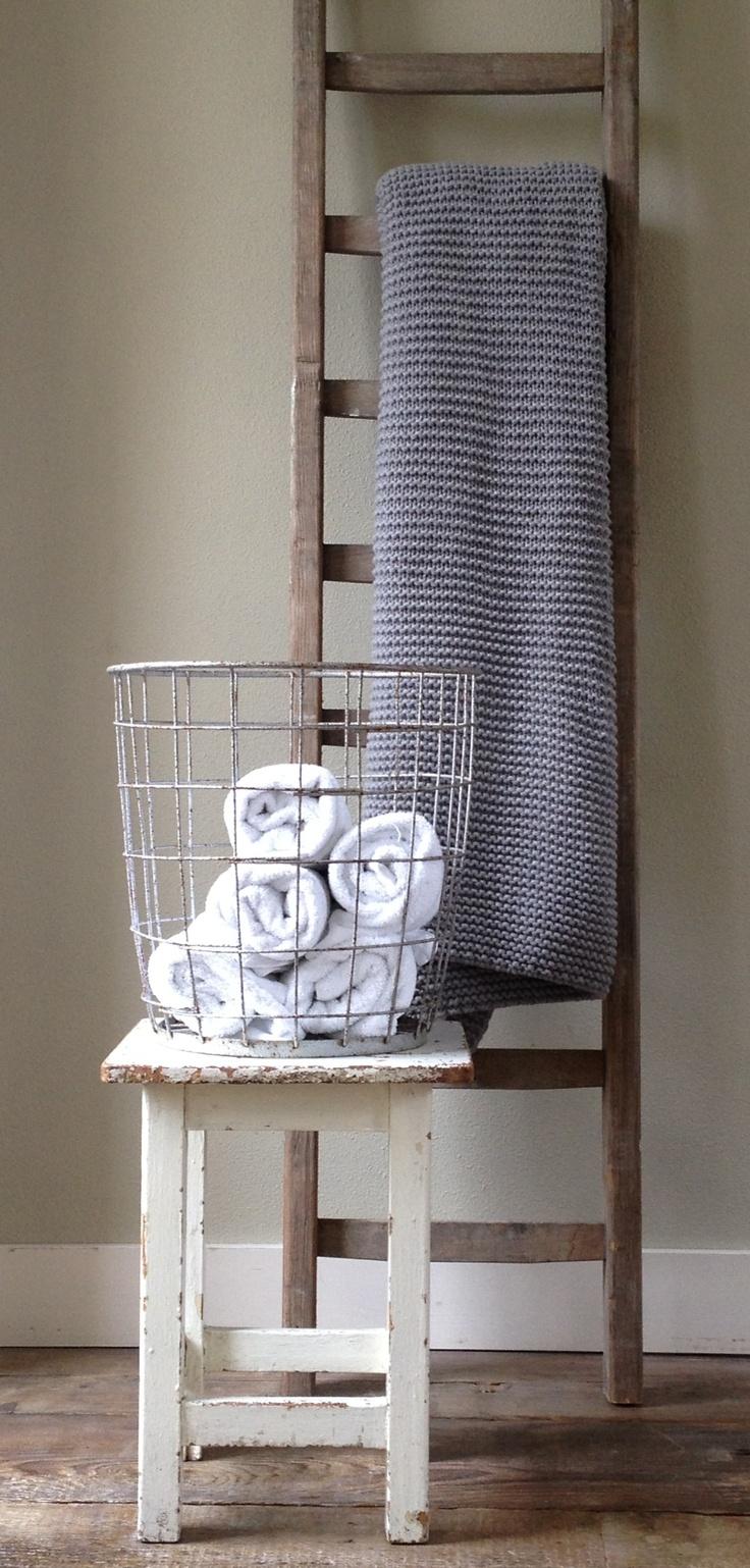 25+ beste ideeën over Handdoeken op Pinterest - Badmat, Oude ...