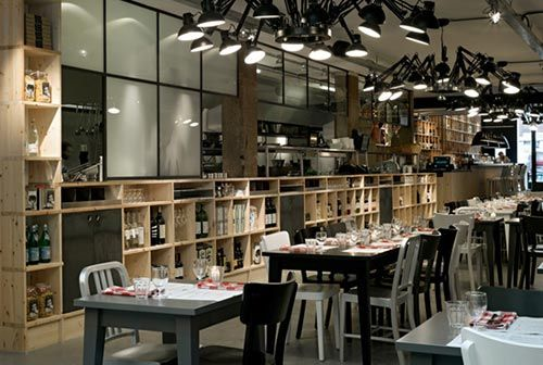 Bijenkorf amsterdam szukaj w google food court 39 s for Kitchen design 6 x 8