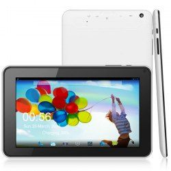 $77.27 9 inch IPPO Q91 Android 4.1 Tablet PC IMAPX820 Dual Core 1.2GHz WVGA Screen WIFI 8GB ROM (White)