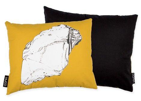 Pillow Stone 2 / designed by Eva Hanzalová / 25,- € / www.vajco.cz