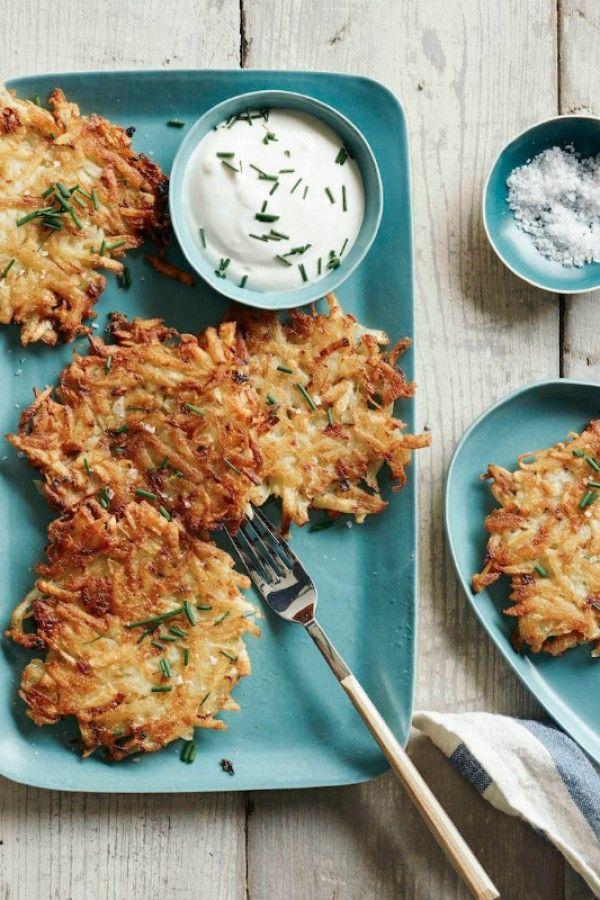 Get the recipe Crispy Potato Latkes @recipes_to_go