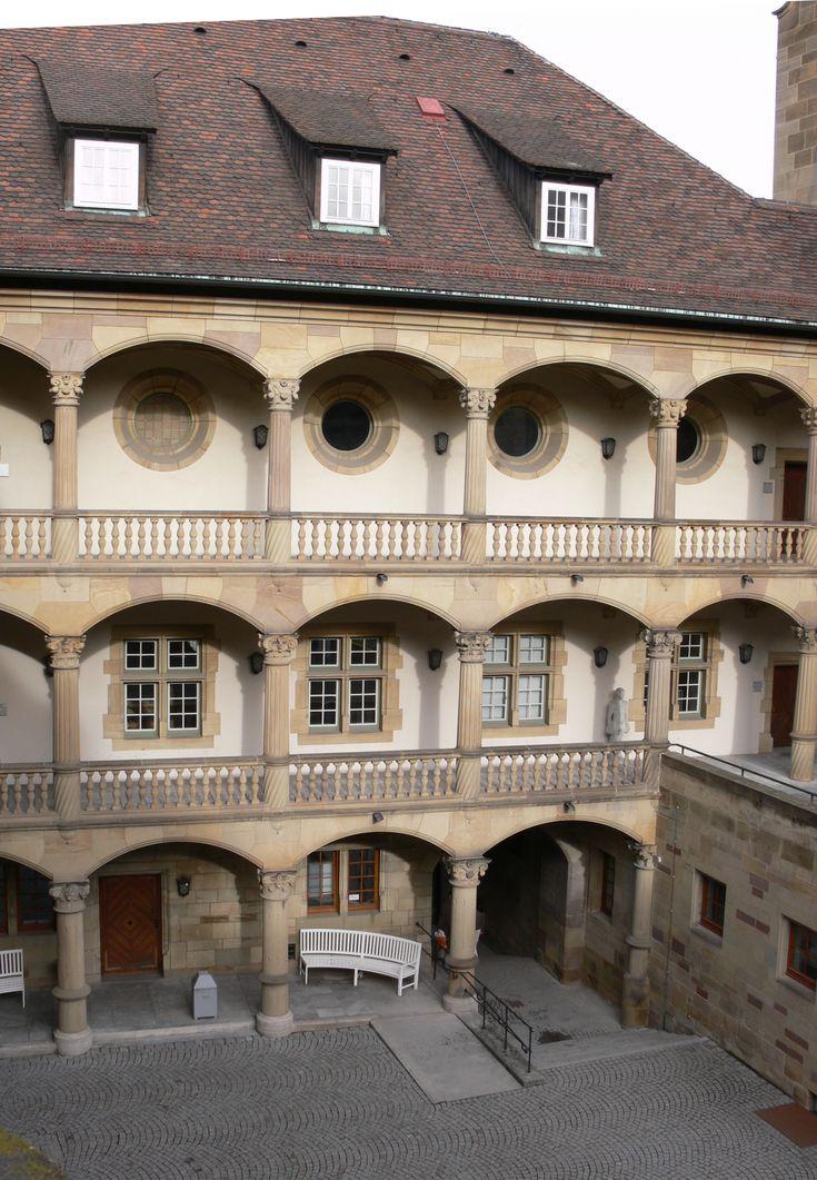 Altes Schloss Stuttgart Innnenhof