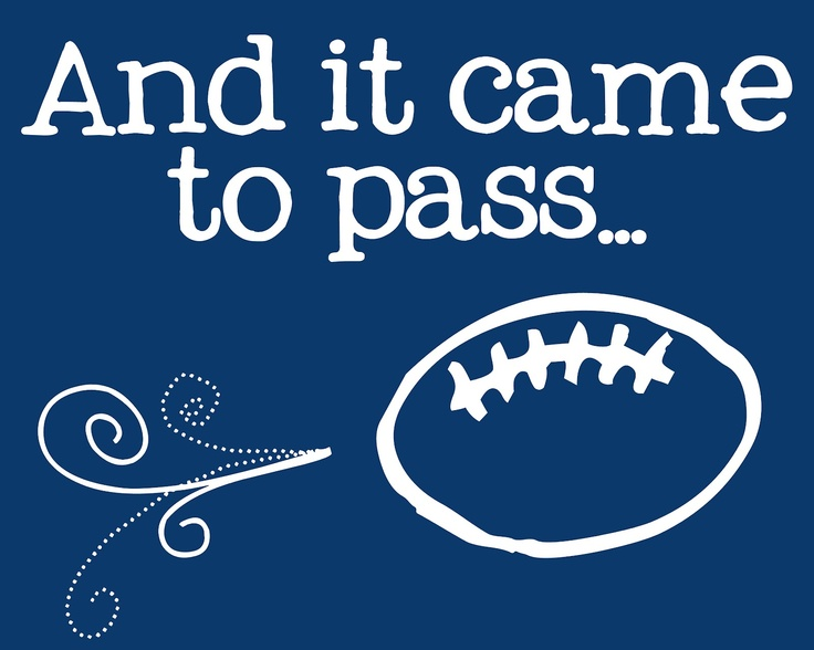 Family Ever After.... BYU football printable #byu #byu printable #byu football