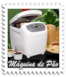 """Blog com muuuitas receitas de paes e dicas para utilizar melhor a maquina!  """"Como fazer pães perfeitos na Máquina de Pão"""" - Máquina de Pão"""