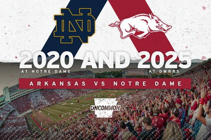 Two Iconic Football Programs Set For First Meeting