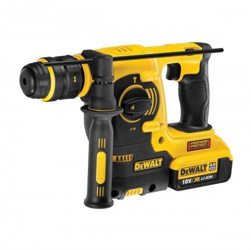 DeWalt DCH254M2-QW Perforateur-burineur à batterie Li-ion 18 V 4 Ah: Cet article DeWalt DCH254M2-QW Perforateur-burineur à batterie Li-ion…