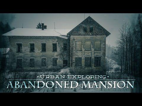 Exploracion Urbana / Urban exploration !!! Amazing abandoned mansion  #urbex #urbanexploration #youtuber #mystery #horror #terror