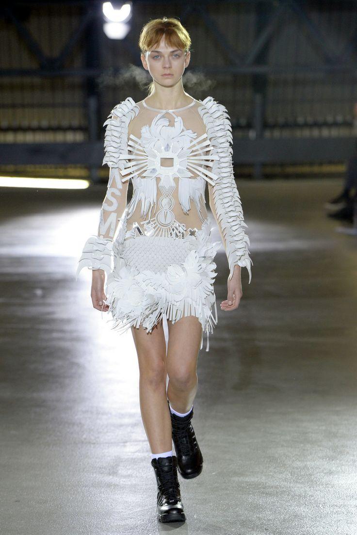 : Anne Sofie Madsen AW14 : Copenhagen Fashion Week