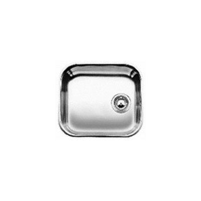 BESTE TOT NU TOE SBON512143 BLANCO Spoelbak, 450 breed en 430 diep, geschikt voor 50 cm kast, kost 238 euro
