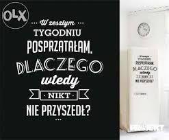 napisy po polsku na ścianę - Szukaj w Google