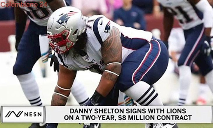 Danny Shelton Signs With Lions Thanks Patriots Fans En 2020 Kia Sorento