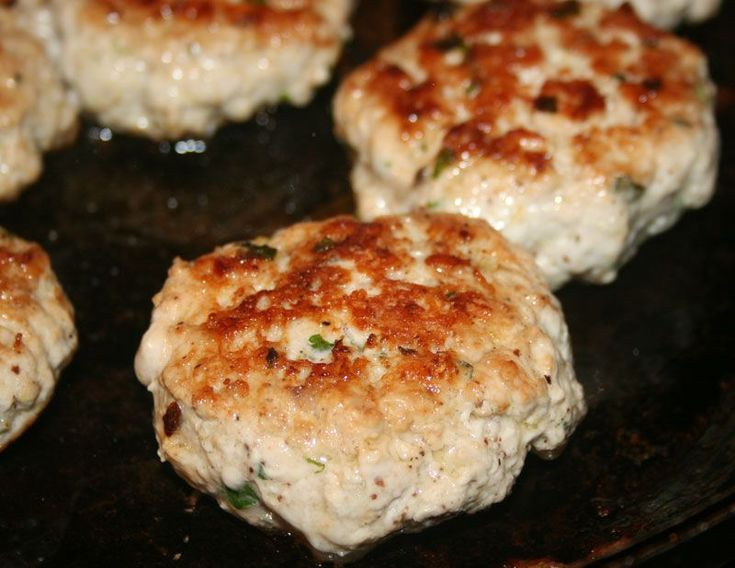 Essex Girl Cooks Healthy   Low Cholesterol   Mini Turkey Burgers