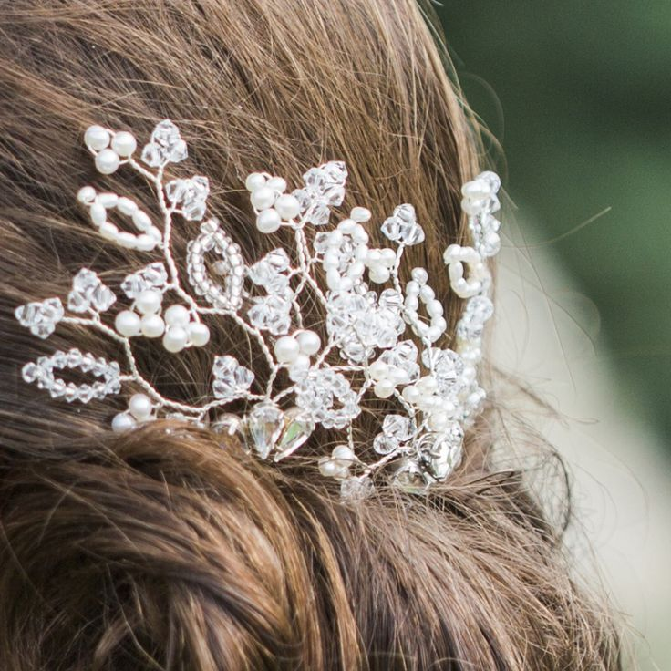 Image of Novia Hairpins - click to view