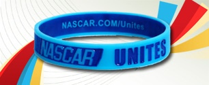 Proud to be a part of NASCAR Unites and their efforts to give need where it is needed throughout the country!