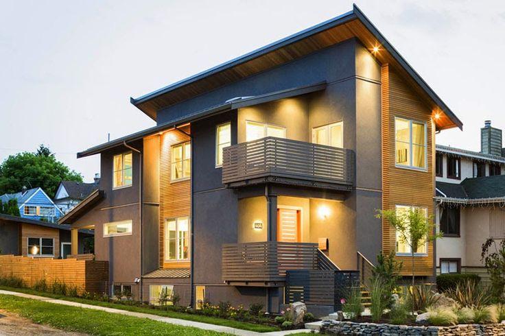 Desain rumah eropa terbaru