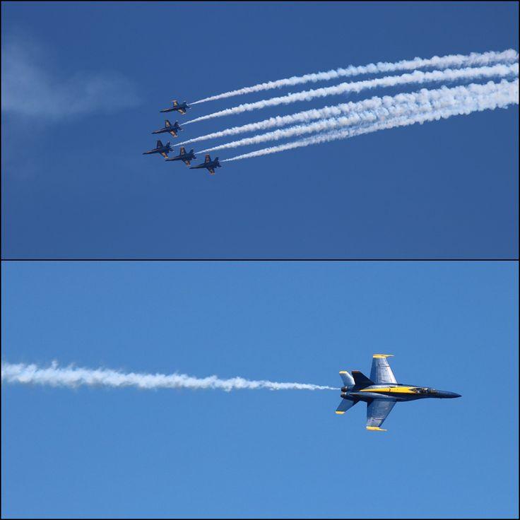 Seafair 2016: Boeing Air Show – US Navy Blue Angels