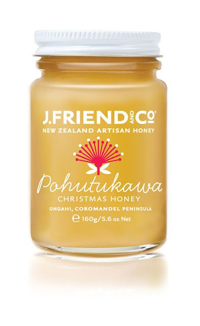 J. Friend and Co. Christmas Pohutukawa Honey