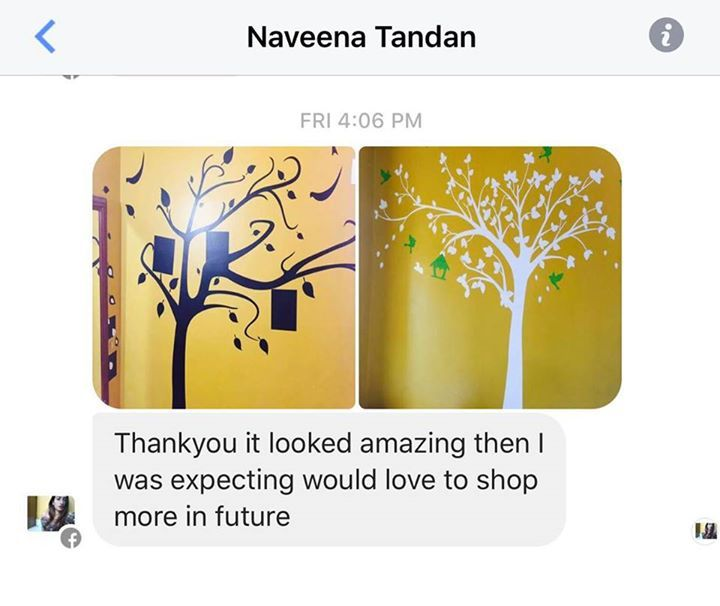 #HappyCustomer  Naveena Tanda from Butwal. Thank you so much for your love and support. Thank you for loving it. ❤️😊 Follow us on instagram for more stickers 😊👍 #bigsale #discount #deals #saledepot