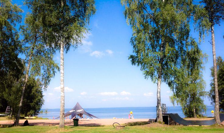 Sieravuori Finland, beach life 😎