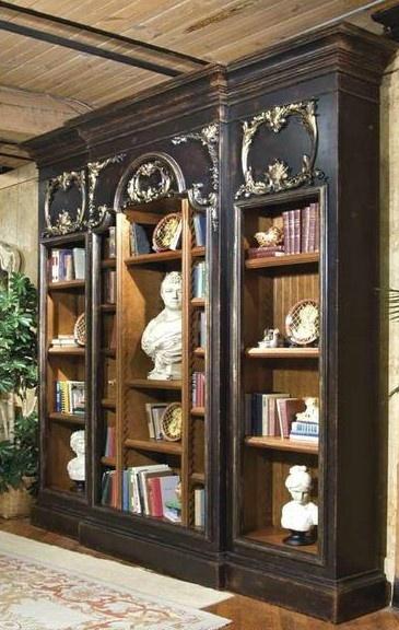 Bershire Bookcase by Habersham Furniture